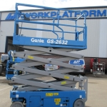 Used Genie GS2632 WP6984 5