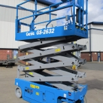Used Genie GS2632 WP6984 9