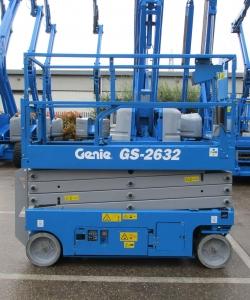 Used Genie GS2632 WP6986 1