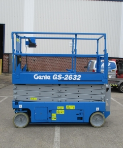 Used Genie GS2632 WP7202 1