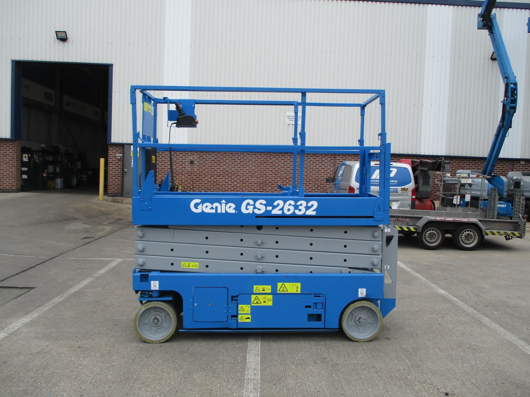 Used Genie GS2632 WP7202 1