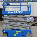 Used Genie GS2632 WP7202 6