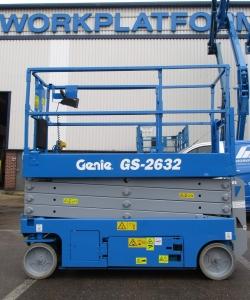 Used Genie GS2632 WP9086 1