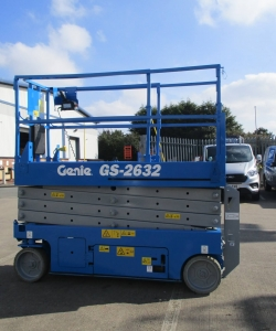 Used Genie GS2632 WP9701 7