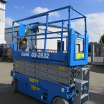 Used Genie GS2632 WP9702 5