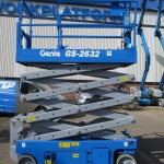 Used Genie GS2632 WP9702 7