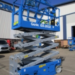 Used Genie GS2632 WP9702 8