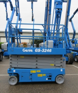 Used Genie GS3246 WP7178 1