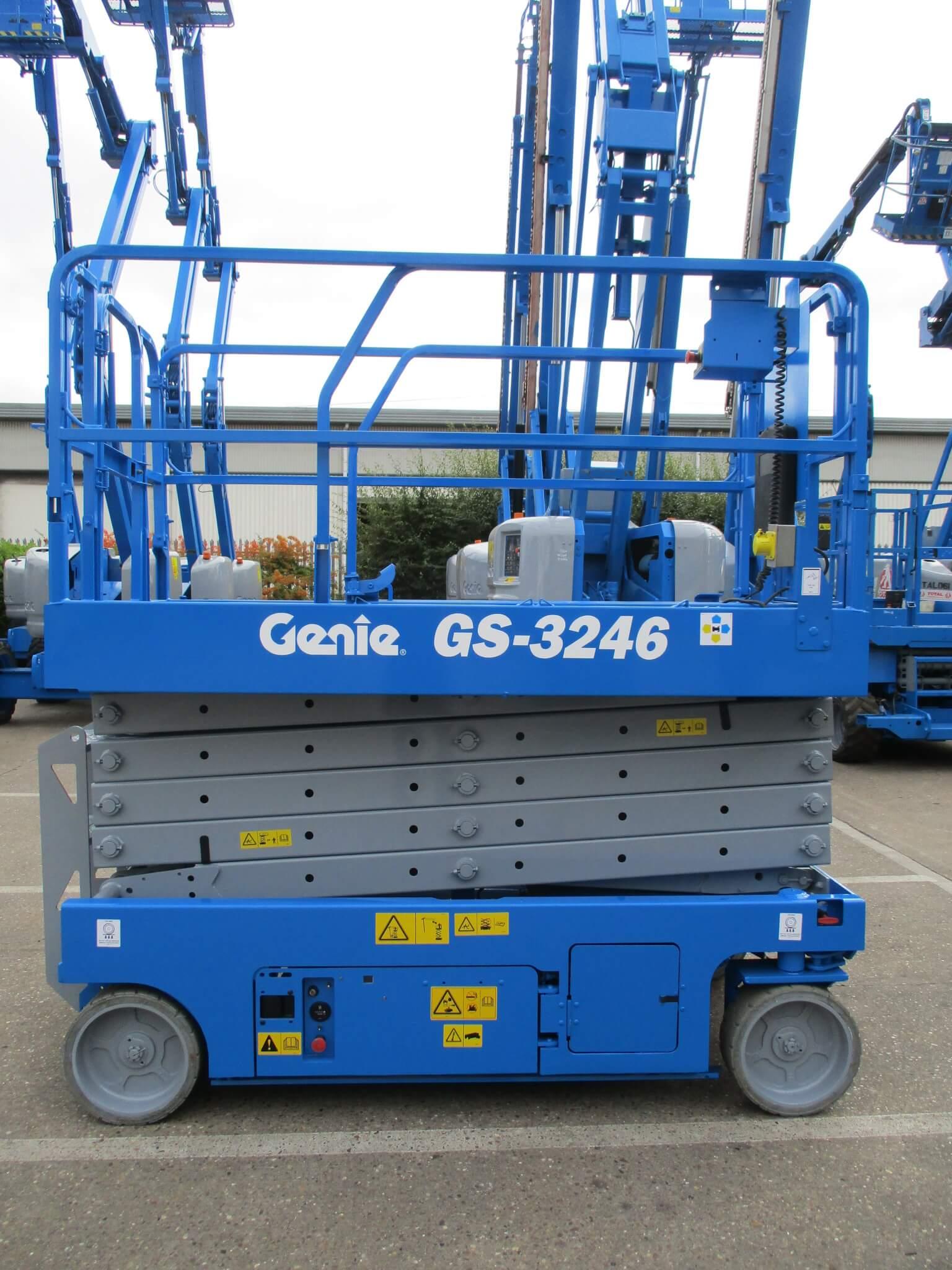 Used Genie GS3246 WP9175 1
