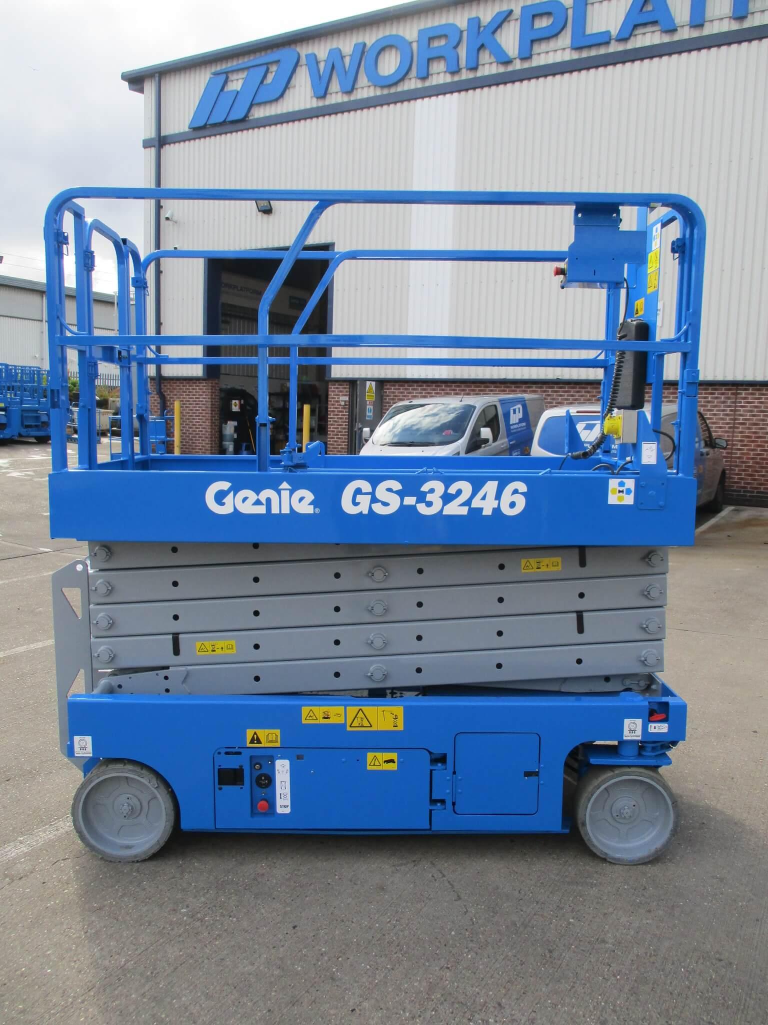 Used Genie GS3246 WP9179 1