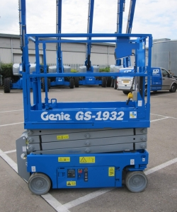 Used Genie GS1932 WP5798 4