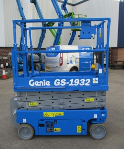 Used Genie GS1932 WP9025 1