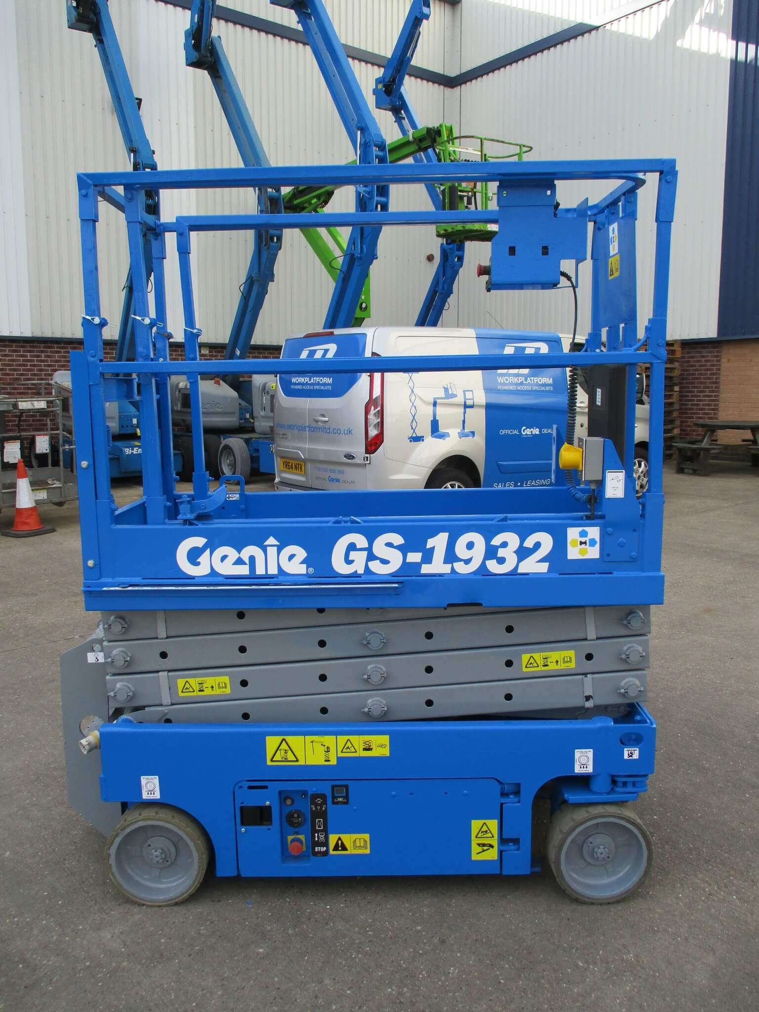 Used Genie GS1932 WP9025 1