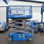 Used Genie GS2646 WP7216 12