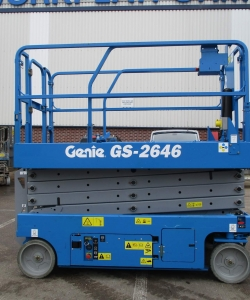 Used Genie GS2646 WP9771 2