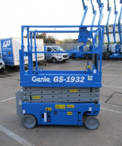 Used Genie GS1932 WP9368 1