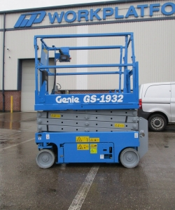Used Genie GS1932 WP9369 1
