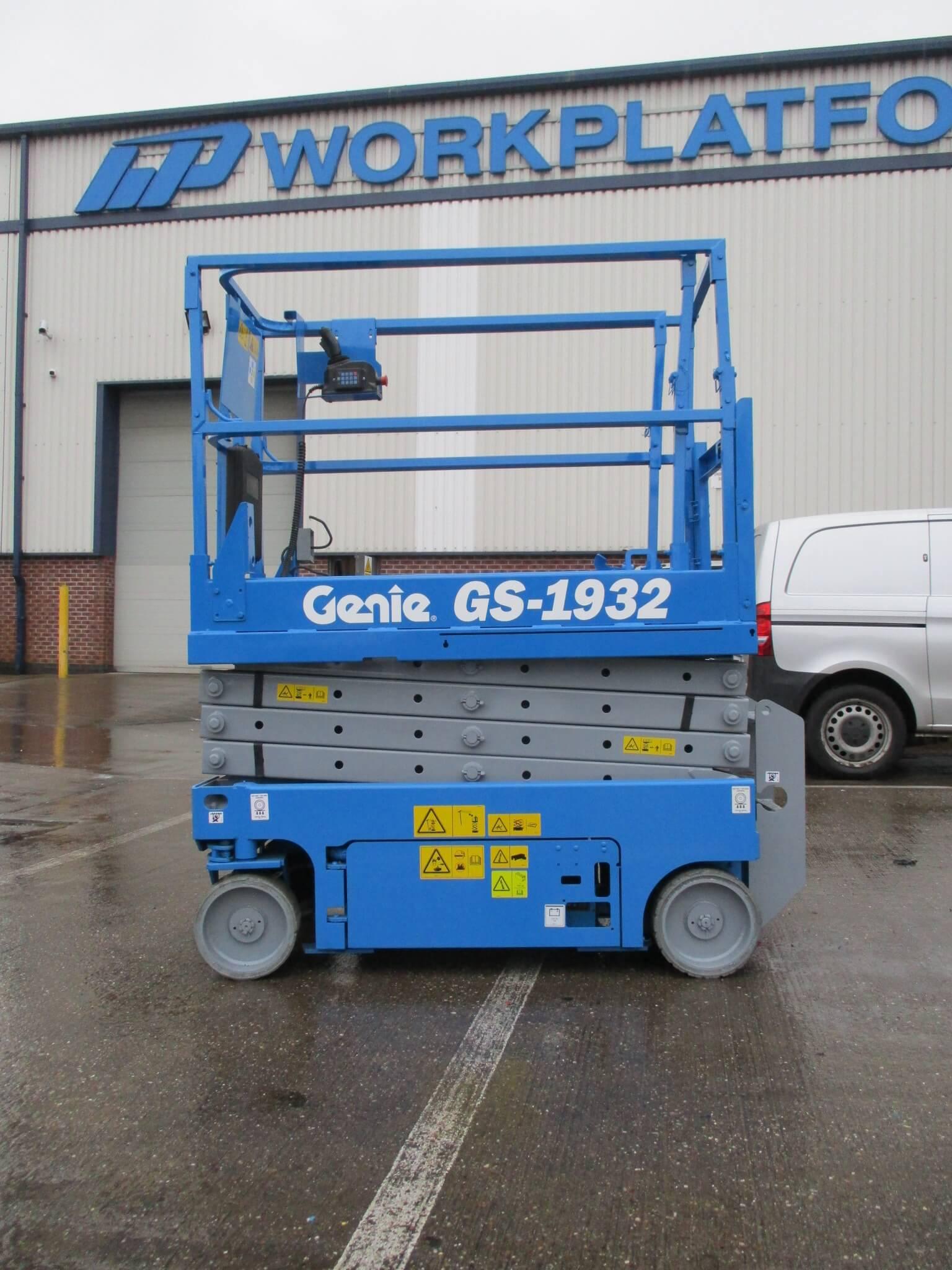 Used Genie GS1932 WP9369 1
