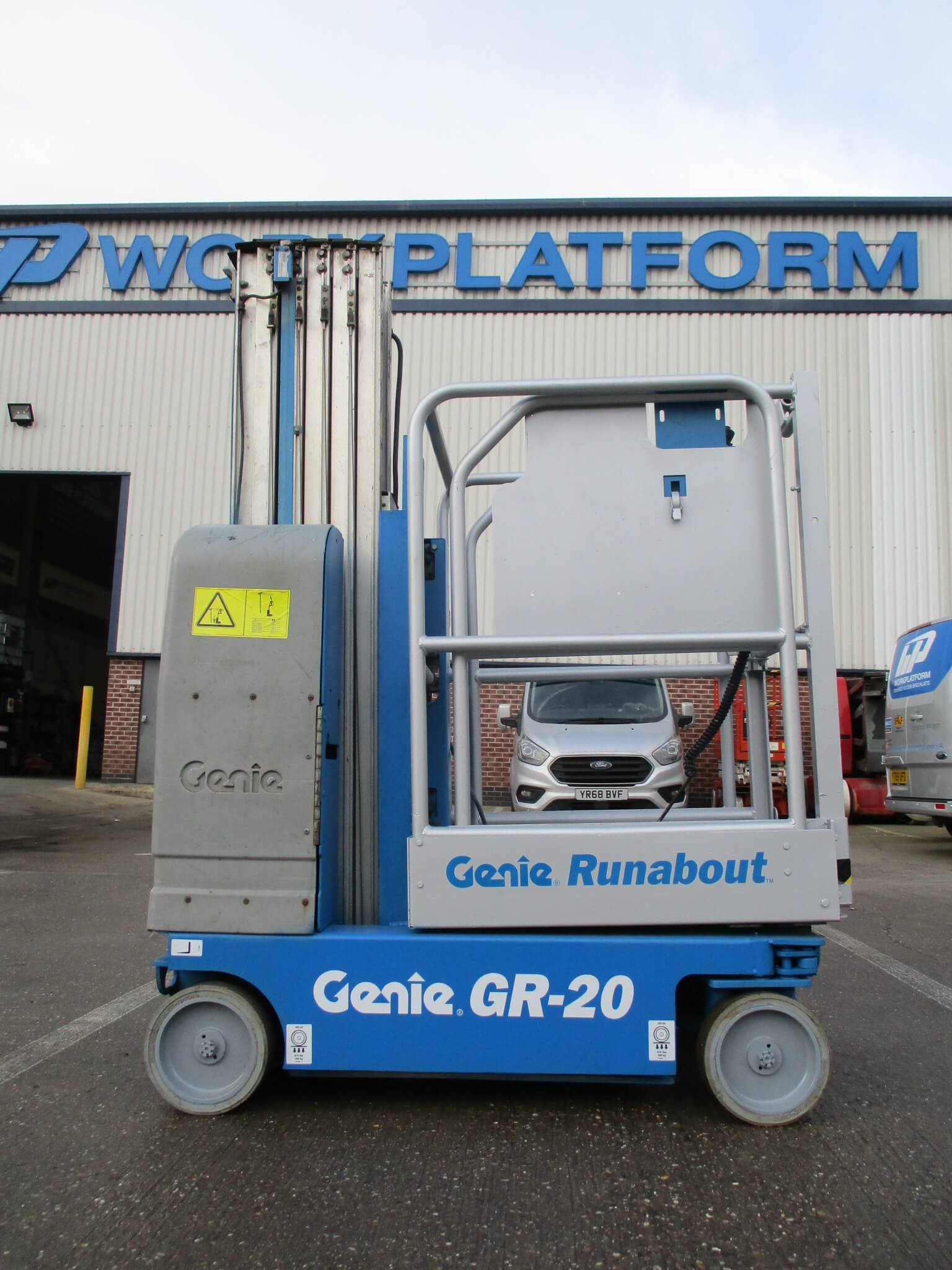 Used Genie GR20 WP9794 1
