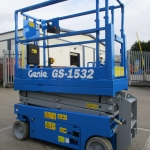 Used Genie GS 1532 WP9054 4