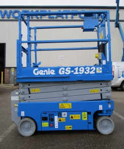 Used Genie GS 1932 WP9318 1