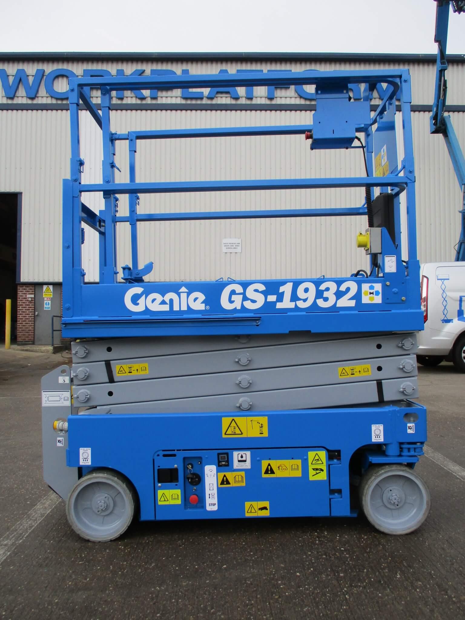 Used Genie GS 1932 WP9318 1