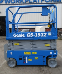 Used Genie GS 1932 WP9777 1