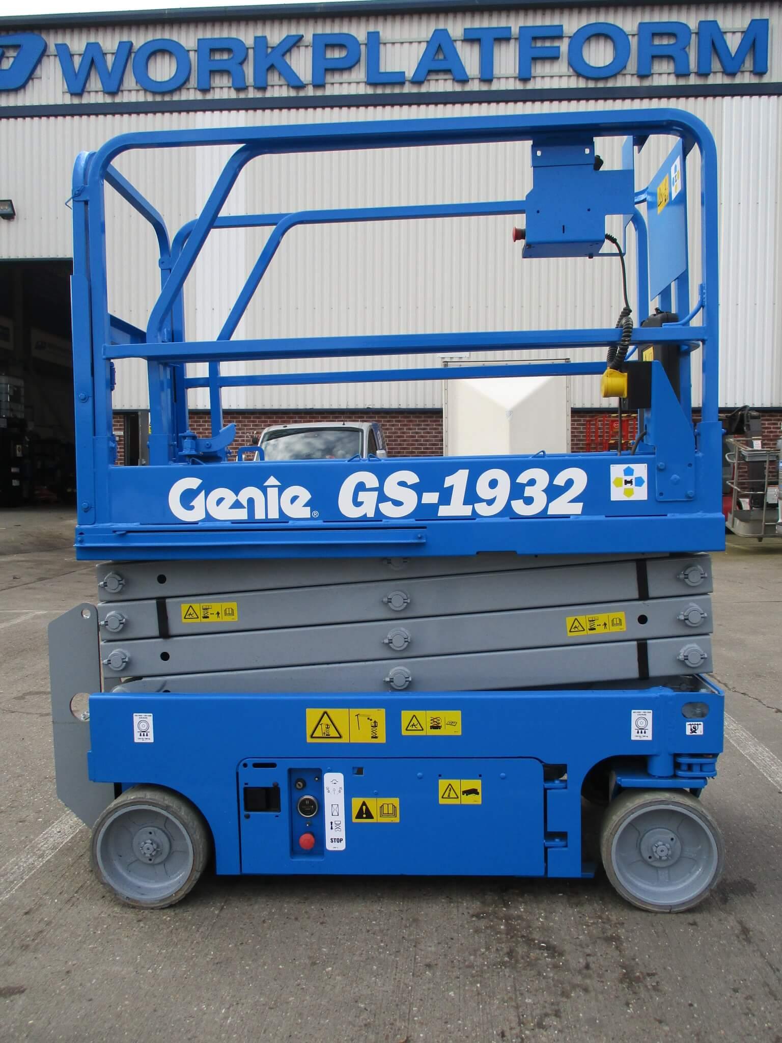 Used Genie GS 1932 WP9777 1