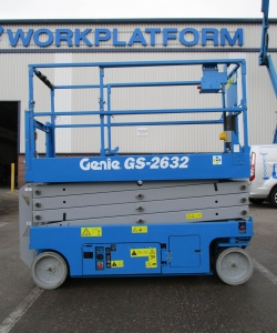 Used Genie GS 2632 WP9772 1