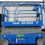 Used Genie GS 2646 WP9937 1