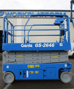 Used Genie GS 2646 WP9937 1