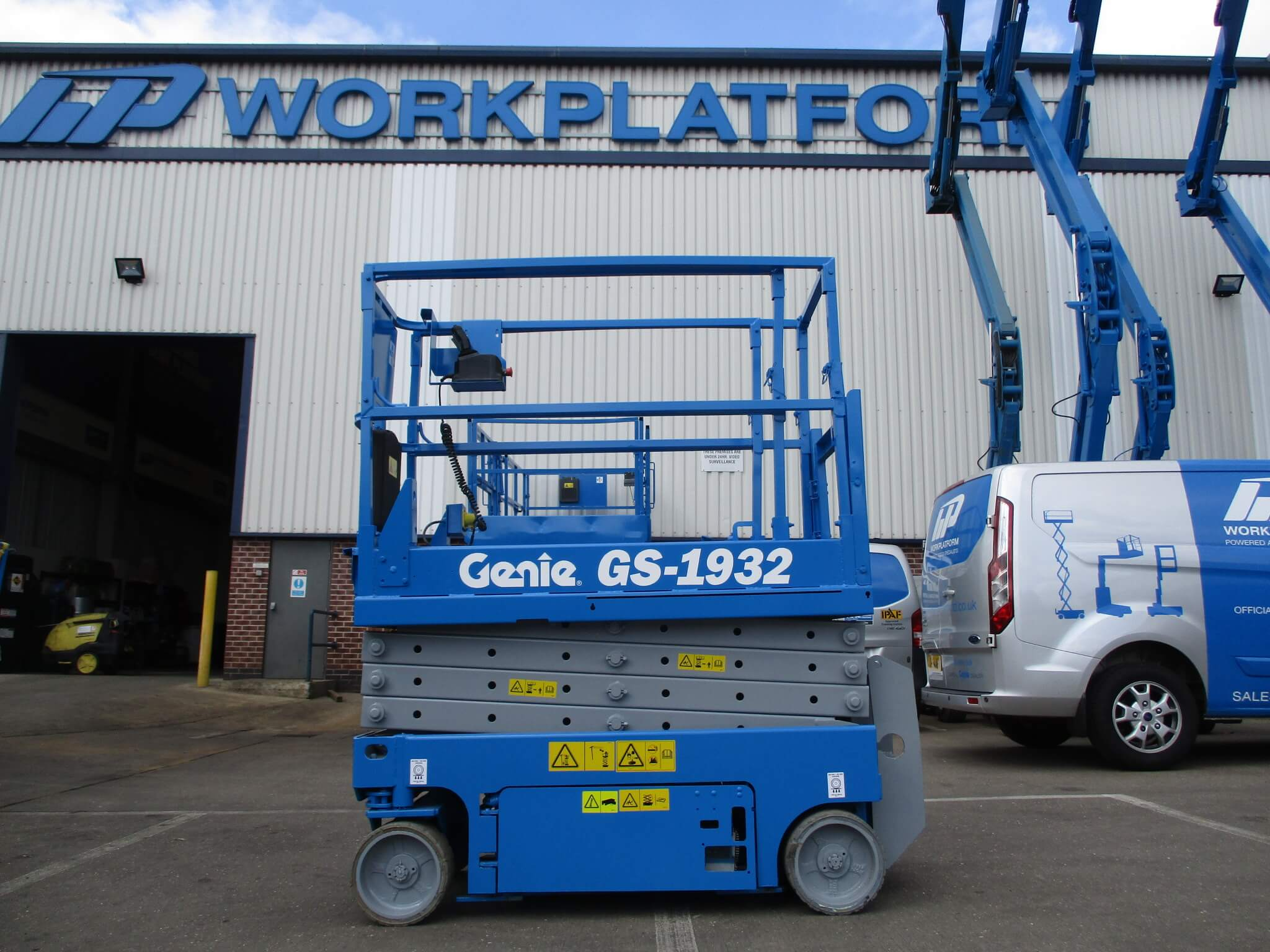 Used Genie GS1932 WP8493 2