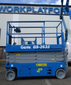 Used Genie GS2632 WP8847 2
