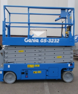 Used Genie GS3232 WP9935 1