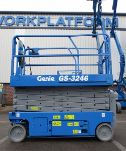 Used Genie GS3246 WP7226 1
