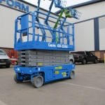 Used Genie GS3246 WP7227 2