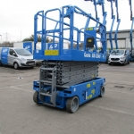 Used Genie GS3246 WP7227 4