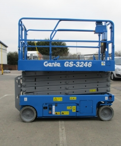 Used Genie GS3246 WP7227 6