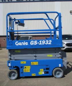 Used Genie GS1932 WP9776 1