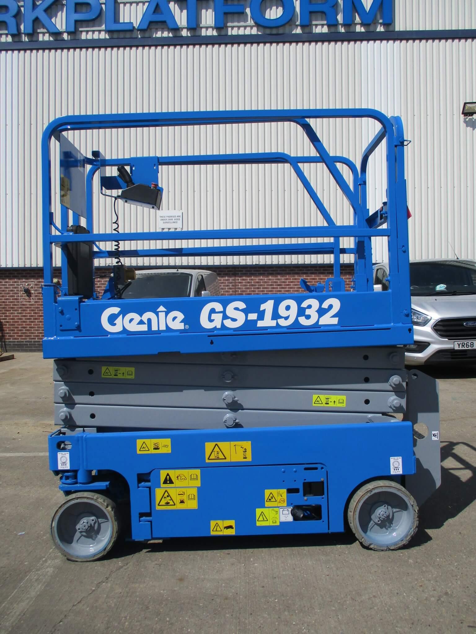 Used Genie GS1932 WP9776 1