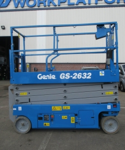 Used Genie GS2632 WP6982 1