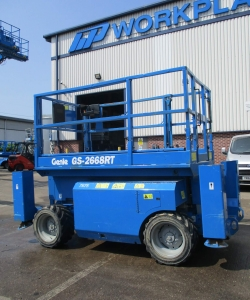 Used Genie GS2668RT WP10177 4