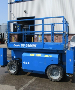 Used Genie GS2668RT WP10178 6
