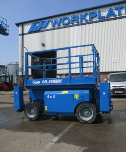 Used Genie GS2668RT WP10179 4