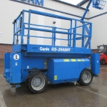 Used Genie GS2668RT WP10180 3