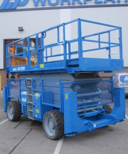 Used Genie GS5390RT WP10931 4