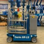 Used Genie GR15 WP10536 2