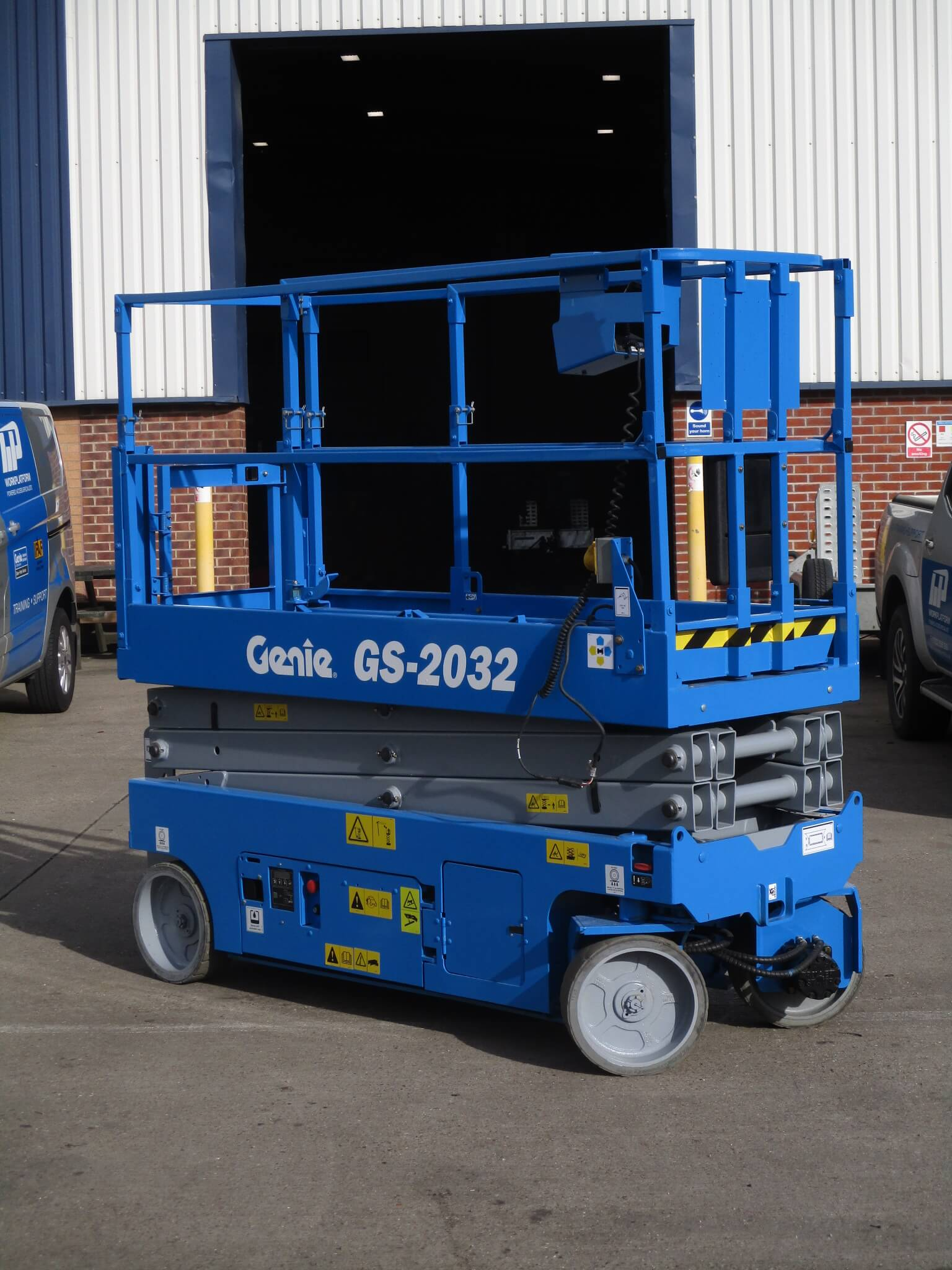 Used Genie GS2032 WP10543 2