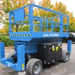 Used Genie GS3369BE WP10938 1