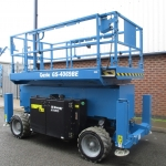Used Genie GS4069BE WP10934 2